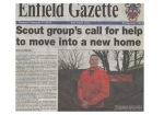 Enfield Gazette-Scout Groups Call for Help